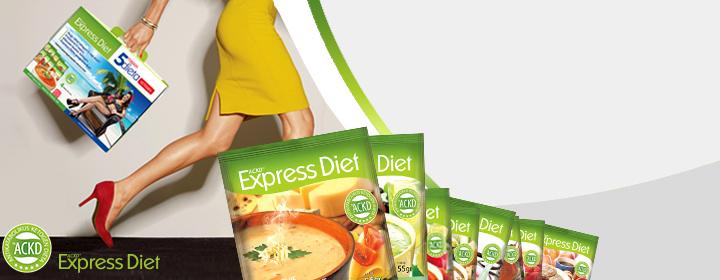 Expressz Diéta csomag - 5 napos, turbó ketogén étrend